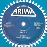 Lukie D - Get Up / Ariwa Dub Club - Dub Up / Black Love / Black Dub (Ariwa) 12""